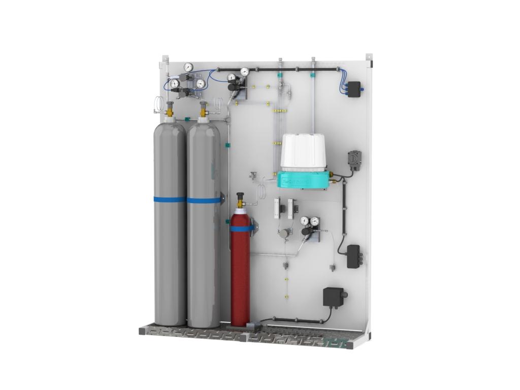 systemy analizy jakości gazów