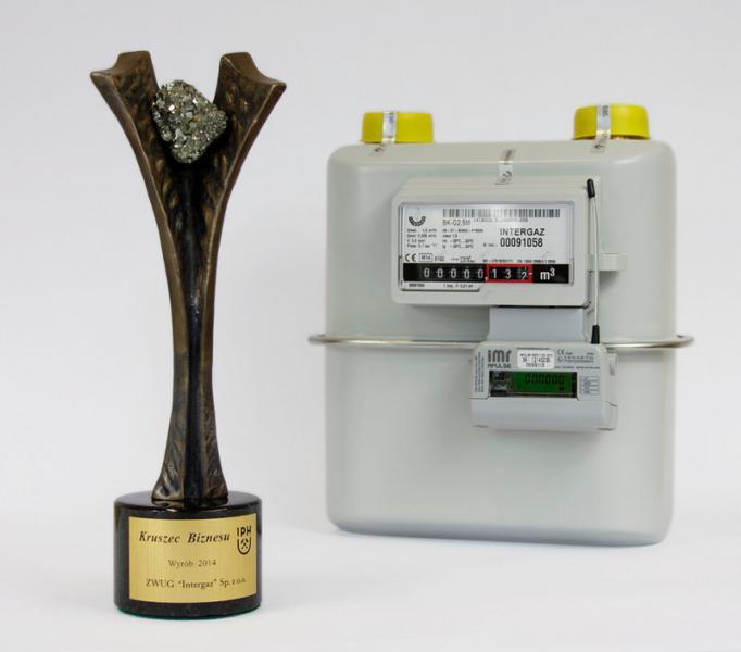 Kruszec Biznesu 2014 - Statuetka